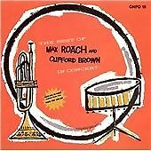 Clifford Brown - Best of Max Roach and in Concert (Live Recording, 1988)