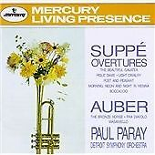 Suppe-Auber-Overtures-Detroit-Symphony-Orchestra-Paul-Paray