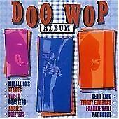Doo-Wop-Album-Various-Artists-Very-Good-CD