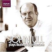 Johannes Brahms John Lill plays Brahms and Schumann (Bra CD ***NEW***
