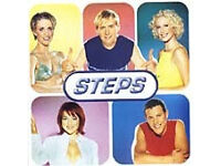 Steps CD Collection