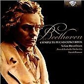 Schweizer Kammerchor Beethoven: Complete Piano Concertos CD ***NEW***