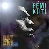 Femi Kuti - Day By Day (2008)  CD  NEW/SEALED  SPEEDYPOST