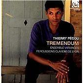 Percussions Claviers de Lyon Thierry Pecou: Tremendum CD ***NEW*** SEALED