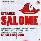 LEINSDORF  ERICH-STRAUSS: SALOME (THE SONY OPERA HOUSE) Double CD