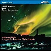 John Casken - : Orion over Farne; Violin Concerto; Concerto for Orchestra (2014)