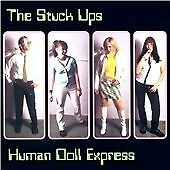 """BRAND NEW AND SEALED """"Human Doll Express - Stuck Ups"""" CD IMPORT"""