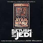 Return of The Jedi Soundtrack
