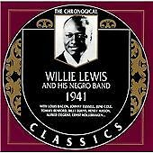 Willie Lewis And His Negro Band: CLASSICS 1941, Willie Lewis, Very Good