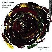 Unknown Artist Swayne - Music for Cello and Piano CD ***NEW***