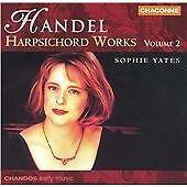 Harpsichord Works Vol. 2 CD NEW