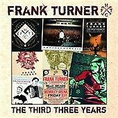 Frank Turner - The Third Three Years (2014)  CD  NEW/SEALED  SPEEDYPOST