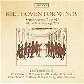 BEETHOVEN-FOR-WINDS-SYMPHONY-NO-7-FIDELIO-OVERTURE-NEW-CD