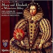 Mary and Elizabeth at Westminster Abbey (2008) CD ALBUM 2D