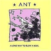 AntA Long Way to Blow a Kiss CD   Very Good - <span itemprop=availableAtOrFrom>Rochester, United Kingdom</span> - Returns accepted Most purchases from business sellers are protected by the Consumer Contract Regulations 2013 which give you the right to cancel the purchase within 14 days after the da - Rochester, United Kingdom