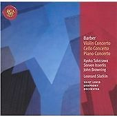 Concertos (Slatkin, Saint Louis Symphony Orchestra), , Excellent