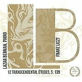 Liszt 12 Transcendental Etudes Lazar Berman Melodiya MELCD 1002179 Lazar - Leicester, United Kingdom - Liszt 12 Transcendental Etudes Lazar Berman Melodiya MELCD 1002179 Lazar - Leicester, United Kingdom