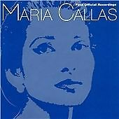 MARIA-CALLAS-FIRST-OFFICIAL-RECORDINGS-5050466100023-NEW-CD