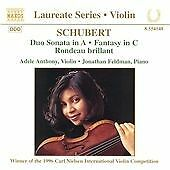 Schubert: Music for Violin and Piano CD NEW