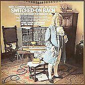 Switched on Bach CD