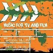 CD: ANTHONY PHILLIPS - AHEAD OF THE FIELD : MUSIC FOR TV AND FILM (New & Sealed)