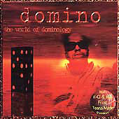 """DOMINO """"THE WORLD OF DOMINOLOGY"""" BRAND NEW FACTORY WRAPPED CD"""