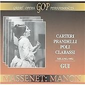 MASSENET-MANON-NEW-CD