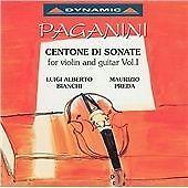 Paganini-Paganini Centone Di Sonate V CD NEW