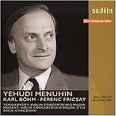 Yehudi Menuhin; Deutsches S...-Yehudi Menuhin Plays Tchaikovsky / Mozart  CD NEW