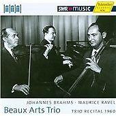 Beaux Arts Trio: Trio Recital 1960 CD NEW