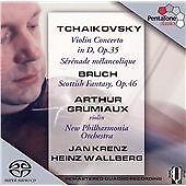 Tchaikovsky: Violin Concerto; Sérénade mélancolique; Bruch: Scottish Fantasy...