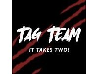 TAG TEAM Bootcamp!!