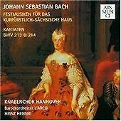 Johann-Sebastian-Bach-Bach-Kantaten-BWV-213-amp-214