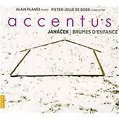 Accentus Janacek: Brumes dEnfance/Mists of Childh CD ***NEW***