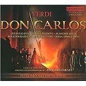 Don Carlos CD NEW