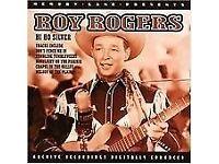 Roy Rogers Hi Ho Silver CD