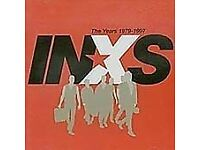 INXS: The Years 1979-1997 DVD/CD Mixed Media Music Tracks & Videos