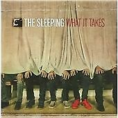 The Sleeping - What It Takes (2009)  CD  NEW/SEALED  SPEEDYPOST