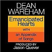 Dean-Wareham-Emancipated-Hearts-With-An-Appendix-Of-Songs-CD-NEW