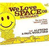 Various - We Love Space Sundays 2008 - CD NEW