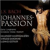 Bach: Johannes-Passion (CD, Feb-2015, Brilliant Classics)***NEW***