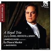 A ROYAL TRIO-LAWRENCE ZAZZO/LA NUOVA MUSICA/DAVID BATES (SACD)