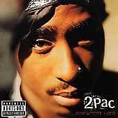 2Pac Greatest Hits CD