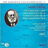 BBC Scottish Symphony Orchestra Saint Saens: Romantic Cello Concerto Vol CD