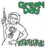 Green Day Kerplunk CD