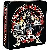 Various Artists - Rockabilly Rebel (2014) 3 cd collection