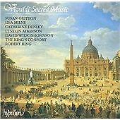 Antonio Vivaldi  Vivaldi Sacred Music 1 1995 - <span itemprop='availableAtOrFrom'>Wales, United Kingdom</span> - Antonio Vivaldi  Vivaldi Sacred Music 1 1995 - Wales, United Kingdom