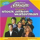 Karaoke - Songs of Stock, Aitken & Waterman (2003)