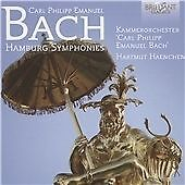 Carl Philipp Emanuel Bach - : Hamburg Symphonies (2015)