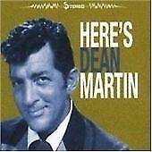 Here-039-s-Dean-Martin-Martin-Dean-Very-Good-CD